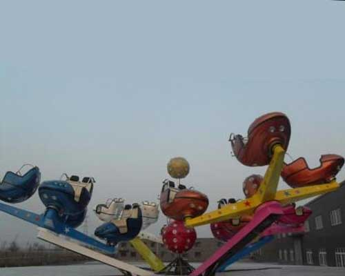 break dance rides manufacturer