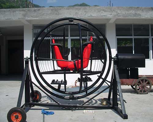 quality human gyroscope rides manufacturer in China