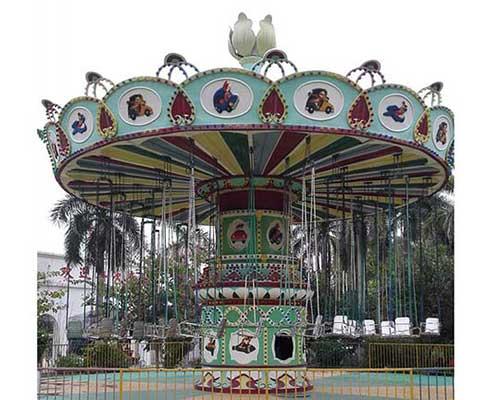 flying swing rides supplier Beston