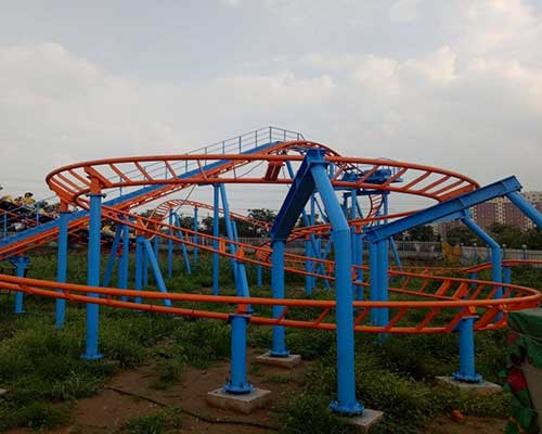 Beston amusement rides are easy to maintain