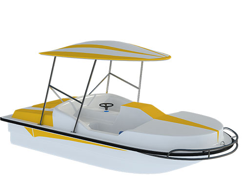 4 persons water paddle boats manufacturer Beston
