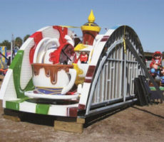 portable carnival rides for sale