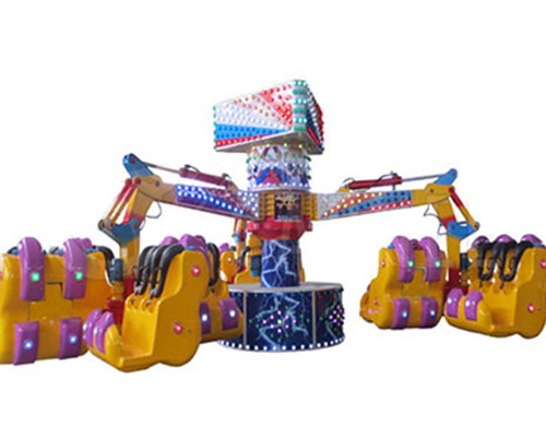 beston thrill energy storm rides for theme and amusement parks