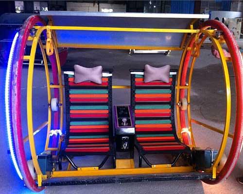 Beston manufacturer of happy car rides