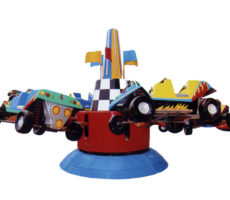 kiddie amusement crazy car rides for sale