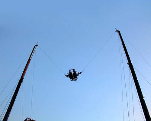 slingshot rides manufacturer Beston group in China