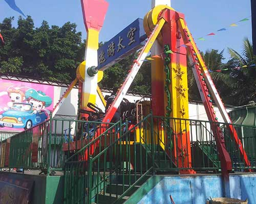 beston giant top spin rides for sale