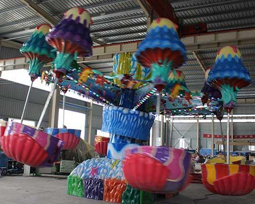 jellyfish rides manufacturer Beston