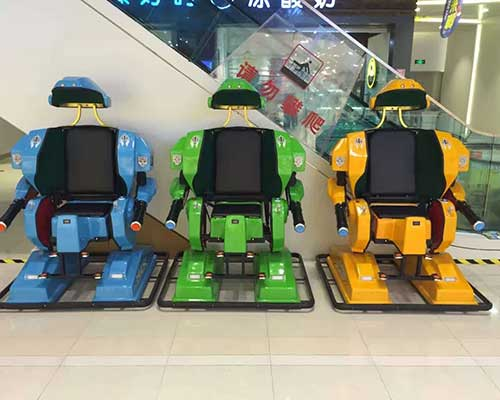 mall robot amusement rides manufacturer