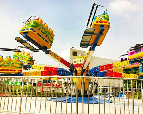funfair jump and smile rides cheap in Beston