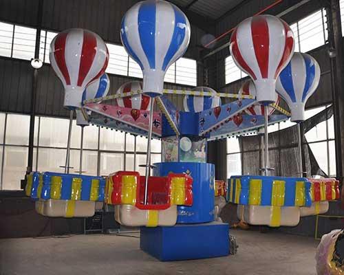 samba balloon rides manufacturer