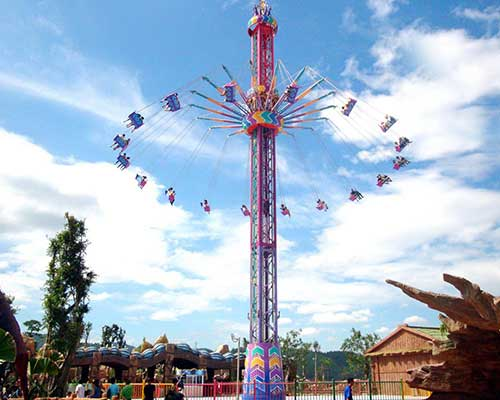 best swing tower rides for sale