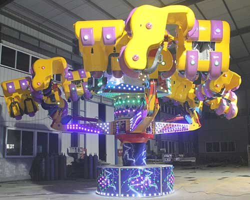 thrill rides energy storm rides supplier