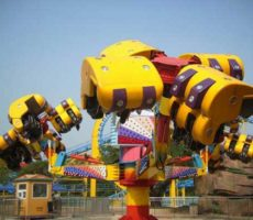 theme park thrill rides energy storm rides for sale