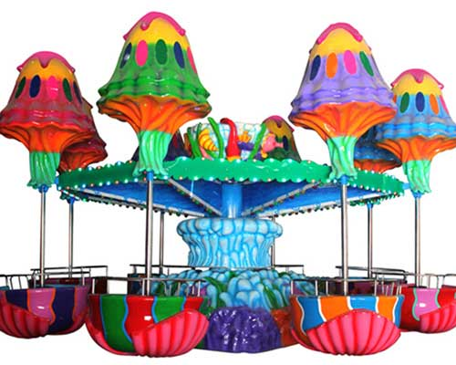jellyfish fish rides for sale