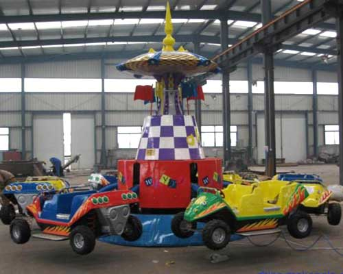 new kiddie amusement crazy dancing car rides for sale cheap in BESTON GROUP