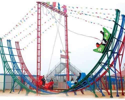 Fairground Meniscus Roller Coaster Car for Sale