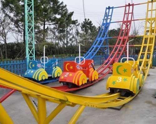 Fairground Meniscus Roller Coaster Car for Sale