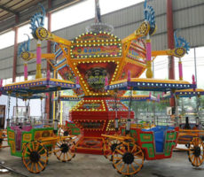 modern times amusement rides for sale