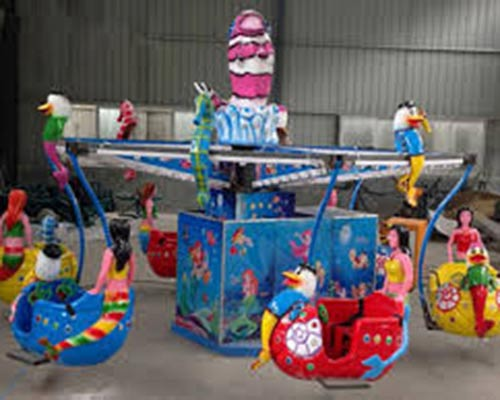 kiddie ocean walk rides manufacturer in China Beston