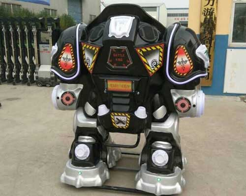 kiddie robot amusement rides for sale