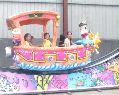 fairground rockin' tug boat rides for sale cheap