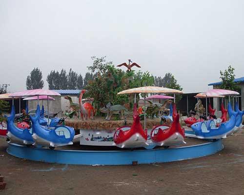 kiddie fighting shark island water rides for sale cheap in Beston