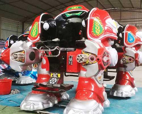 Beston Kddie Carnival Rides: Beston Kiddie Robot Amusement Rides For Sale