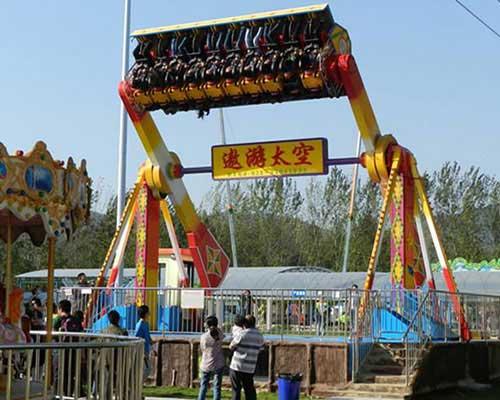 beston theme park top spin rides manufacturer