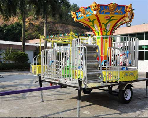 quality portable carnival rides for sale
