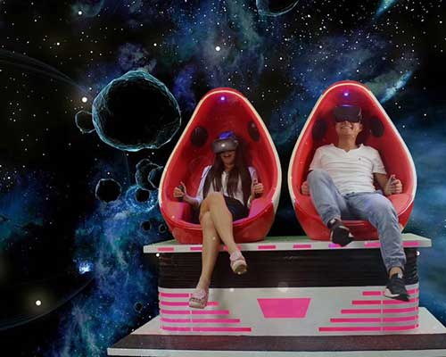 Virtual Reality Amusement Rides for Sale