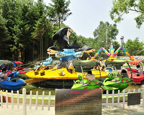 shark island water rides for sale