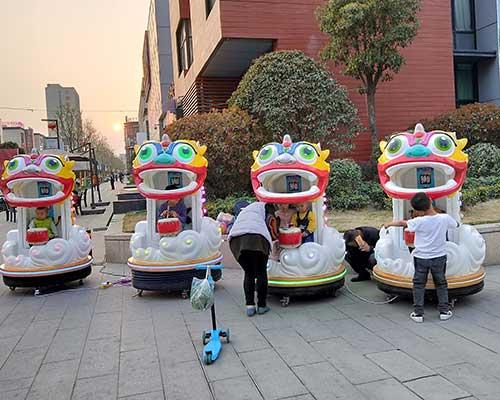 Kids Lion Dance Rides for sale