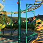 Wacky Worm Roller Coaster for Sale