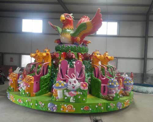 forest party kiddie rides manufacturer Beston group