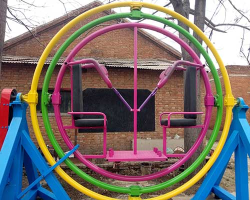 gyroscope rides for sale