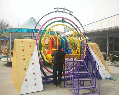 human gyro ride for sale