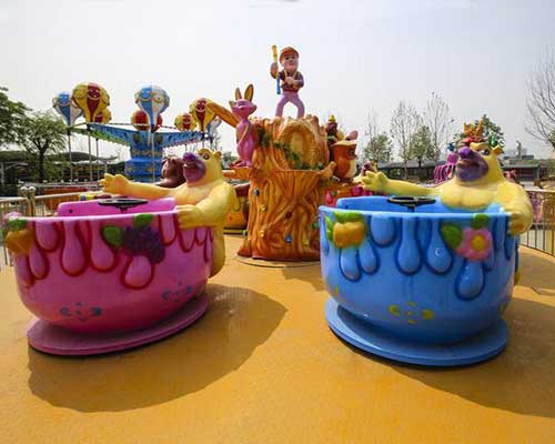 Cup and saucer ride for sale