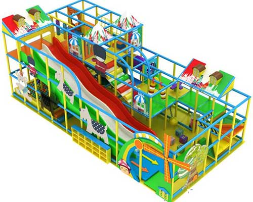 Indoor Playground for Sale in Chile