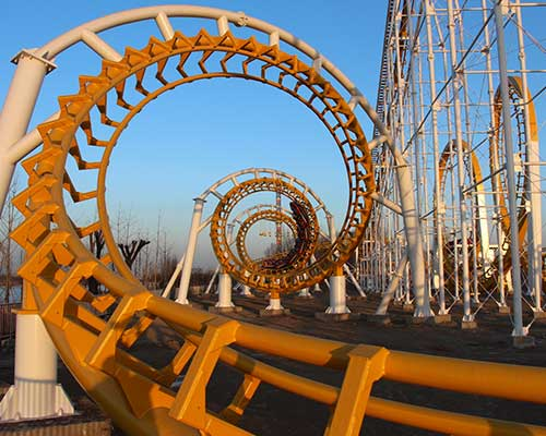roller coasters for sale