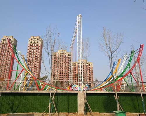 meniscus roller coaster for sale