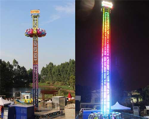 drop tower rides cheap