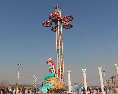 drop tower rides for sale