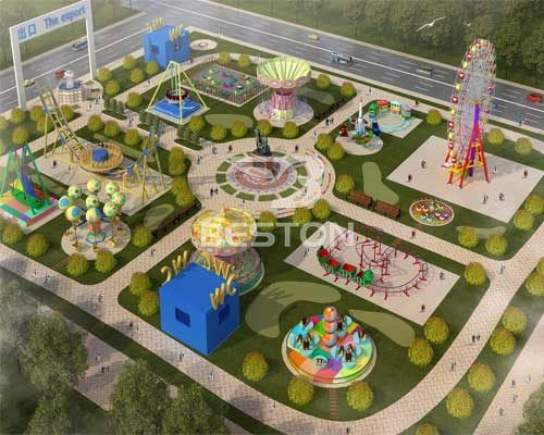 amusement park design