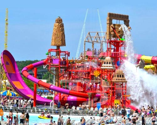 theme park water slides for sale in Philippine