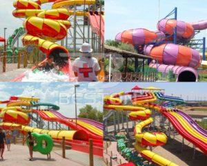 fiberglass water slides for sale