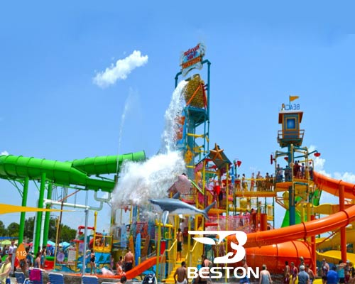 top and professional water slides manufacturer