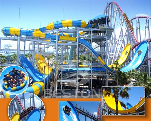 professional water slides for sale