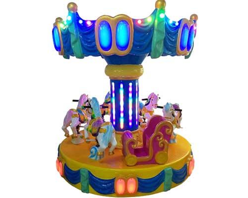 mini carnival carousel for sale